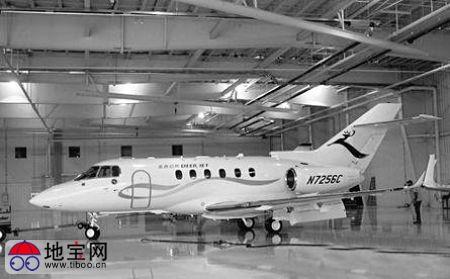 来818明星们的私人飞机
