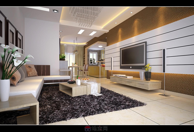 90平米两室两厅装修