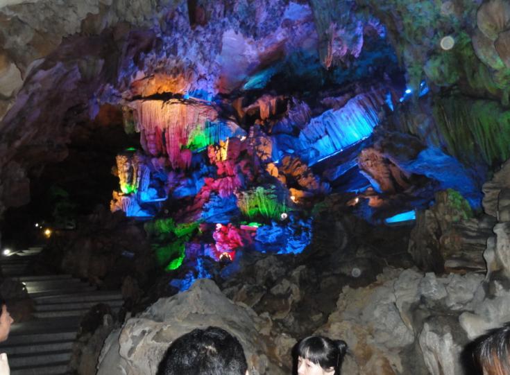 桂林/接下来是世纪冰川灵佛洞